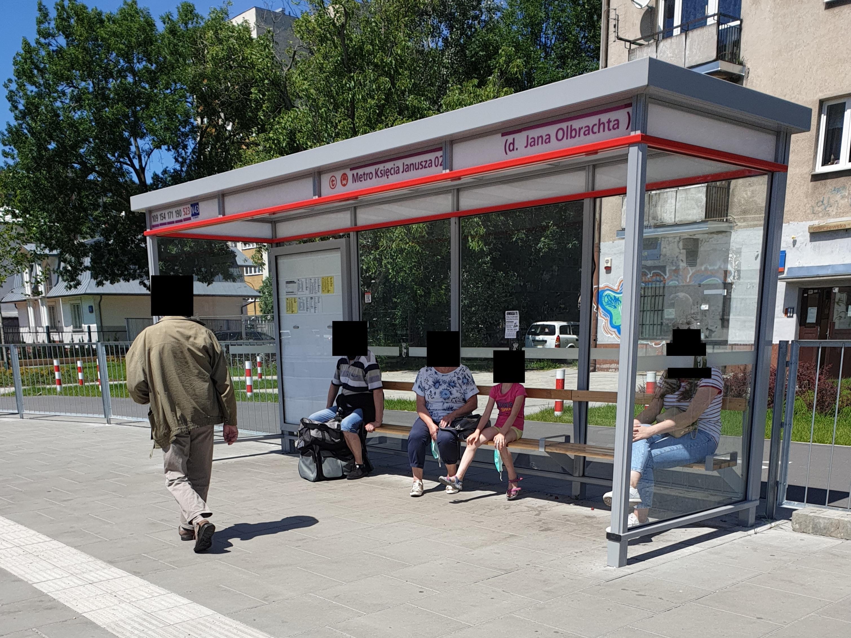 Zespół przystankowy Metro Księcia Janusza