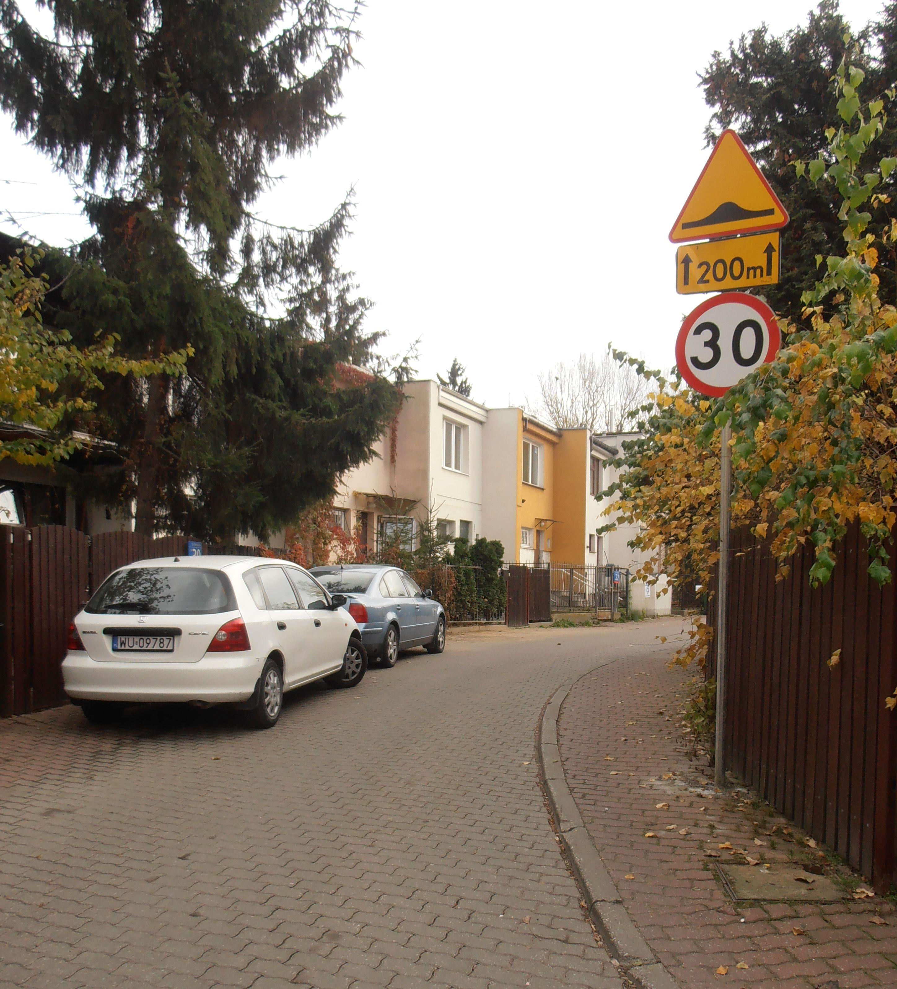 Ulica Rumuńska