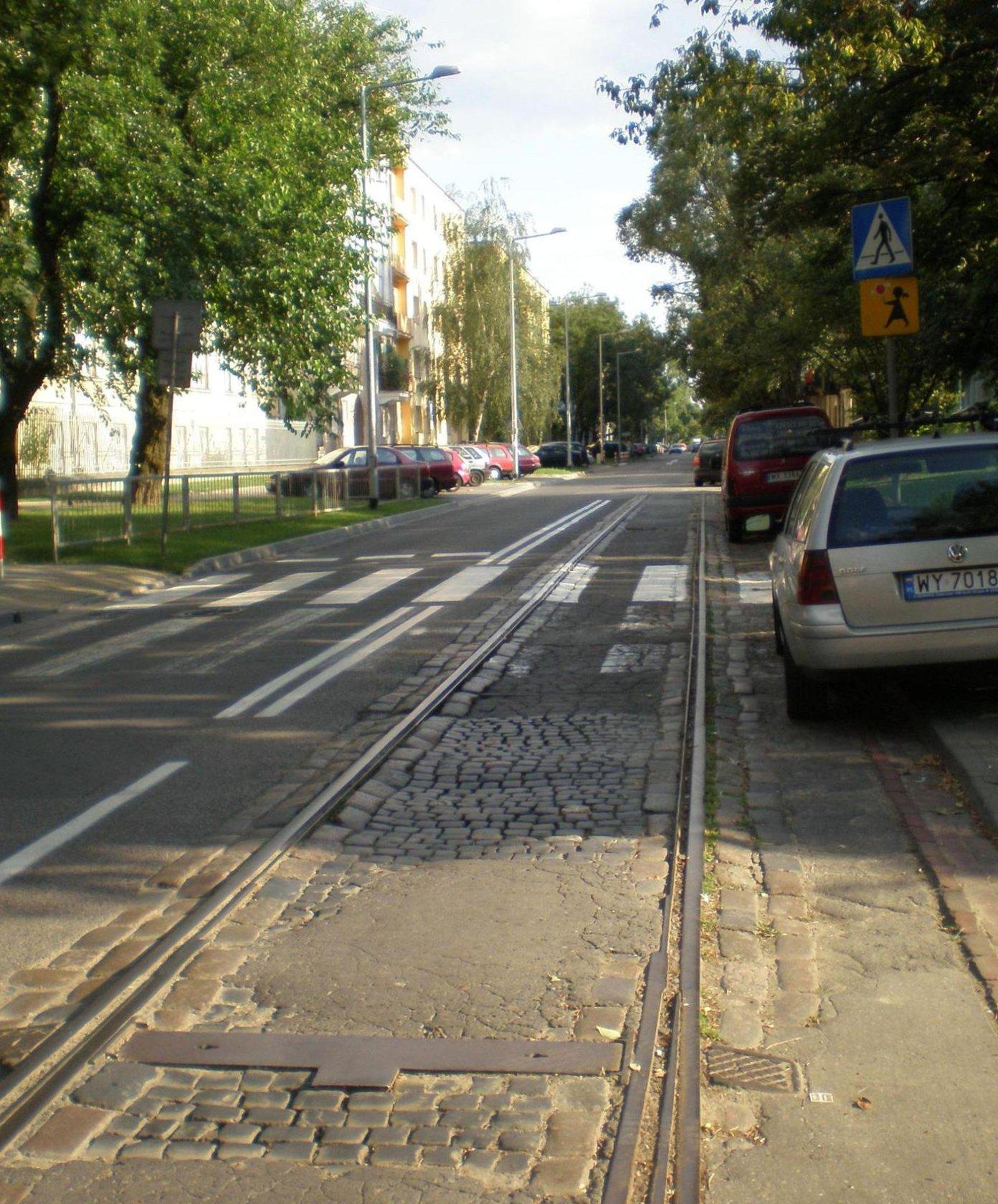 Ulica Bema