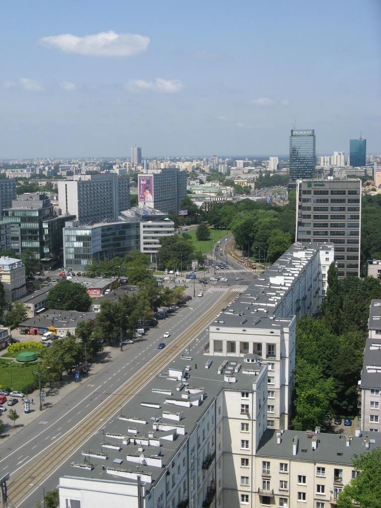 Ulica Marszałkowska