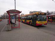 Metro Wilanowska 16 (autobus 108)