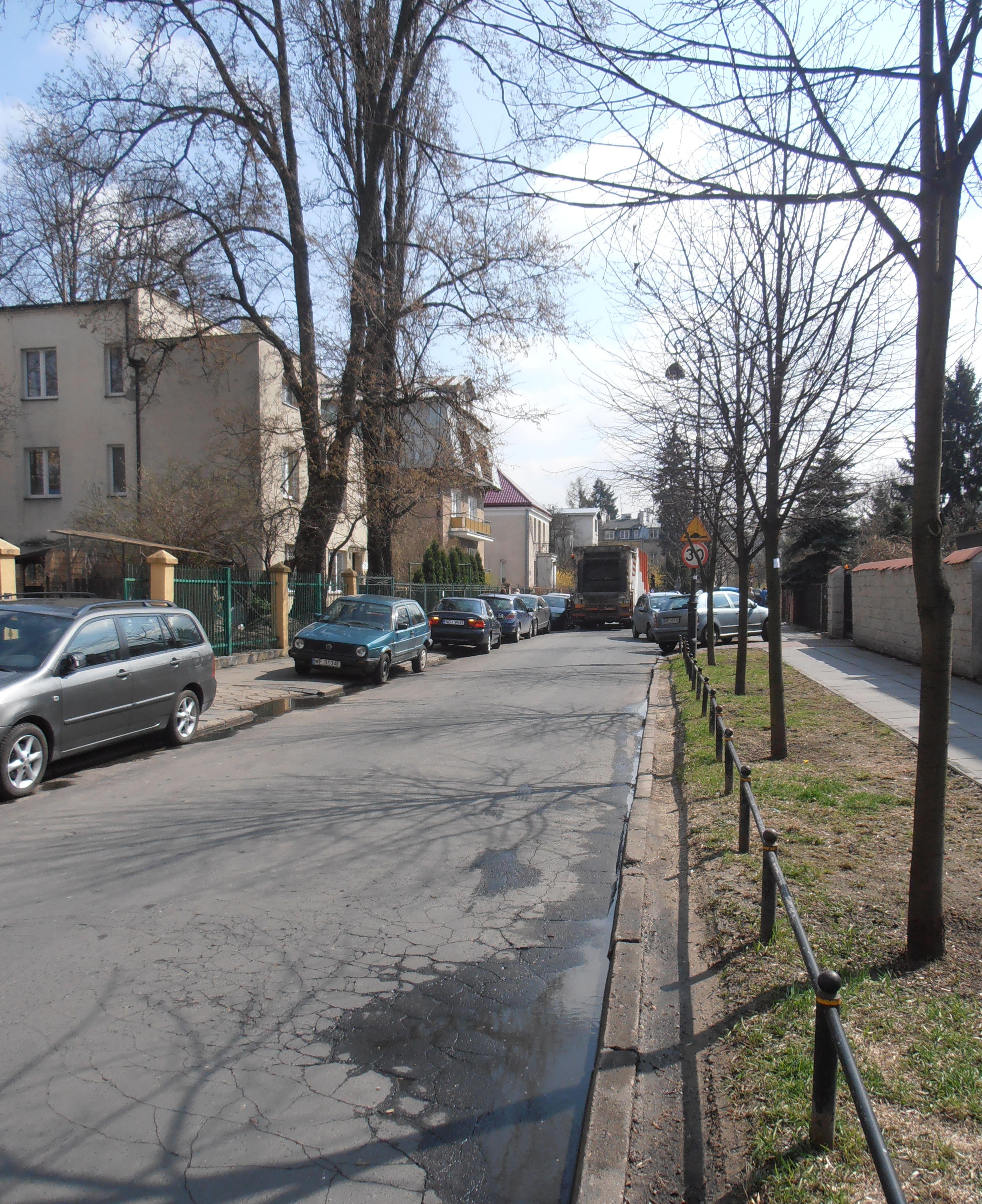 Ulica Zakopiańska