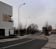Zamkowa, Plac Ratuszowy