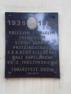 Kościół MB Królowej Polski (tablica 2)