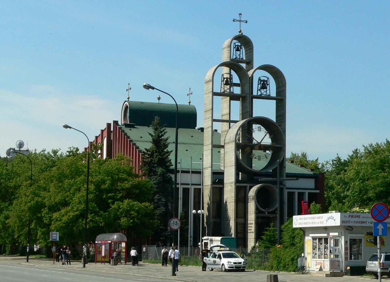 Parafia Matki Bożej Królowej Polskich Męczenników