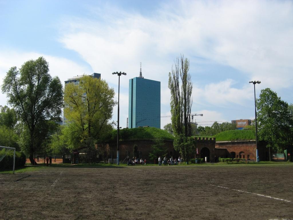 Park im. Janusza Kusocińskiego