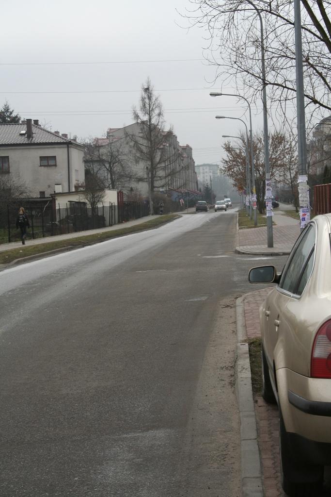 """Ulica Batalionu AK """"Włochy"""""""