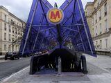 Stacja metra Nowy Świat-Uniwersytet