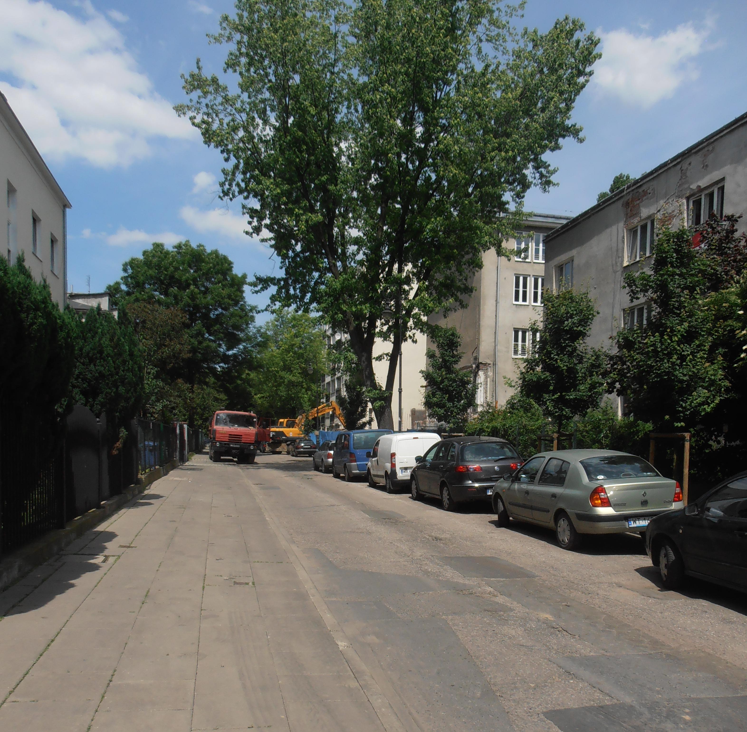Ulica Finlandzka