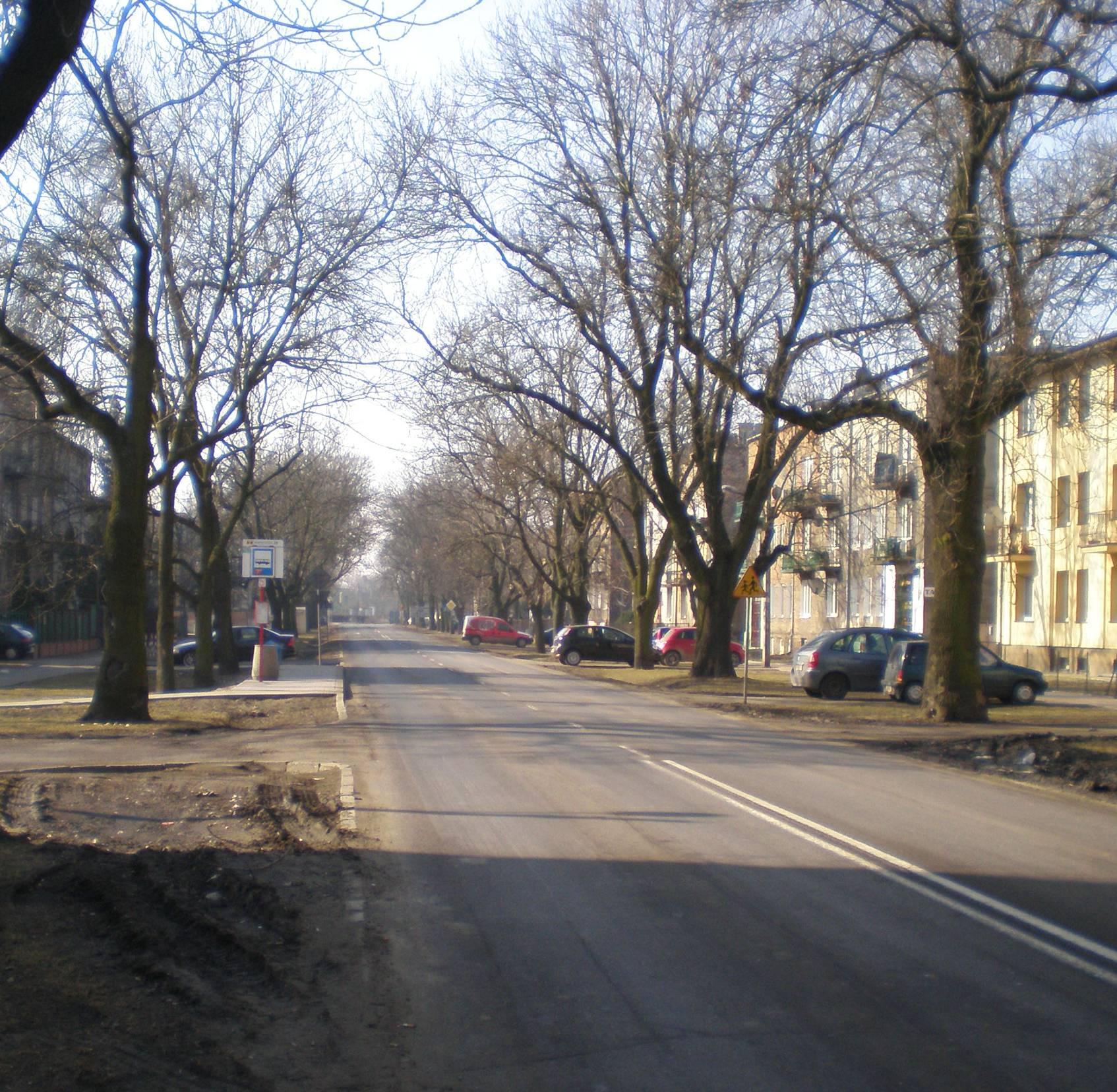 Ulica Potrzebna