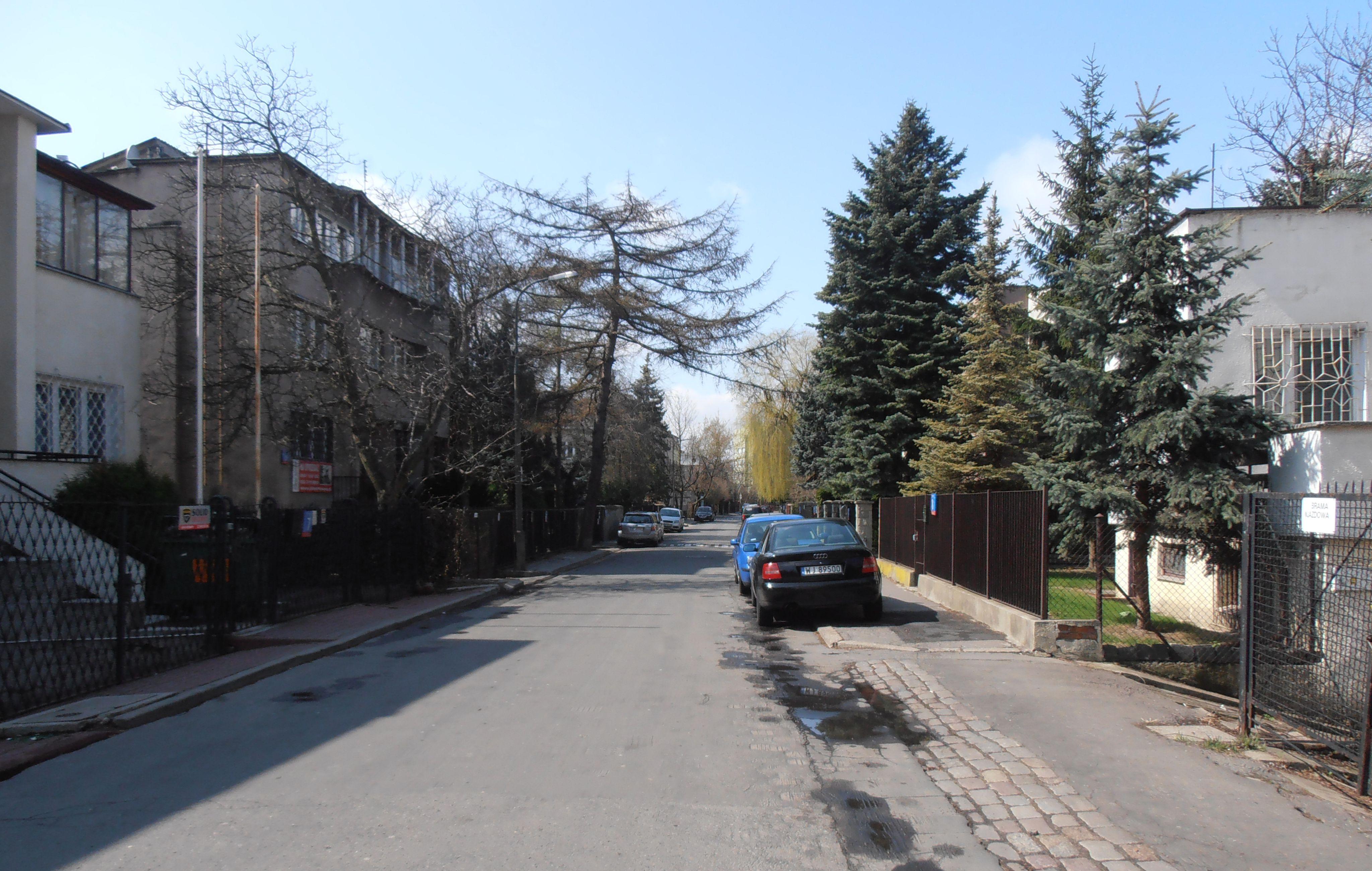 Ulica Rzymska