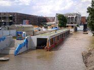 Centrum Nauki Kopernik (fala powodziowa) 2