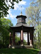 Park w Wilanowie (altana chinska) 3