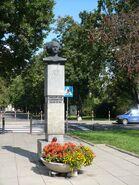 Popiersie Paderewskiego