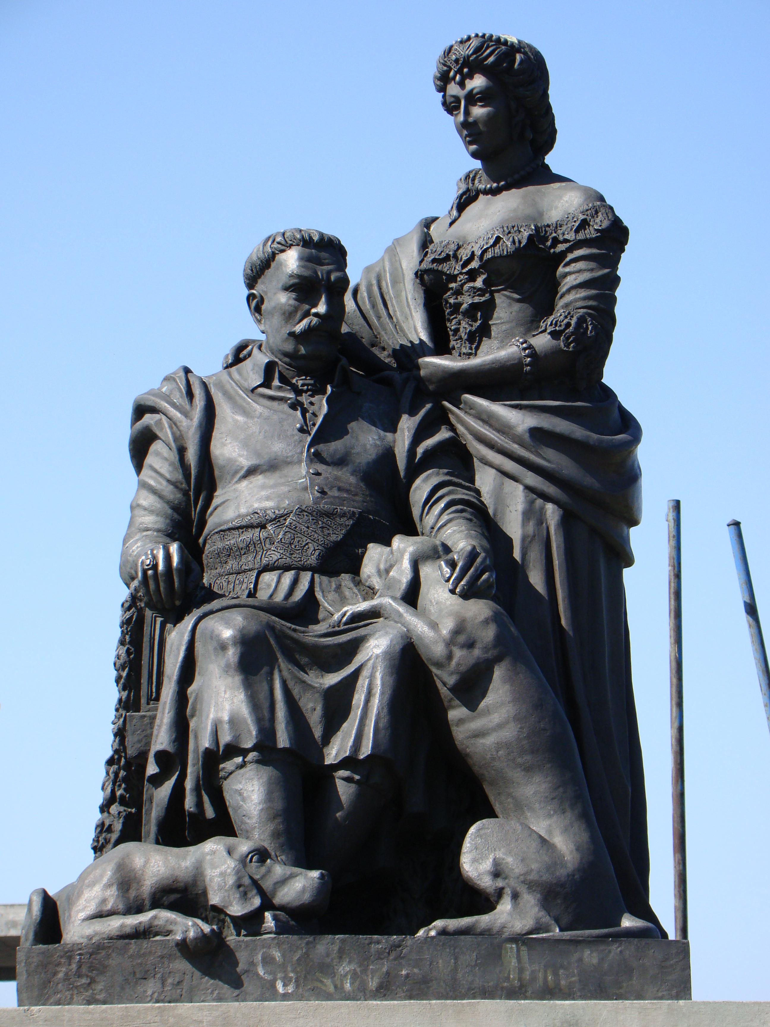 Pomnik Jana III Sobieskiego w Wilanowie