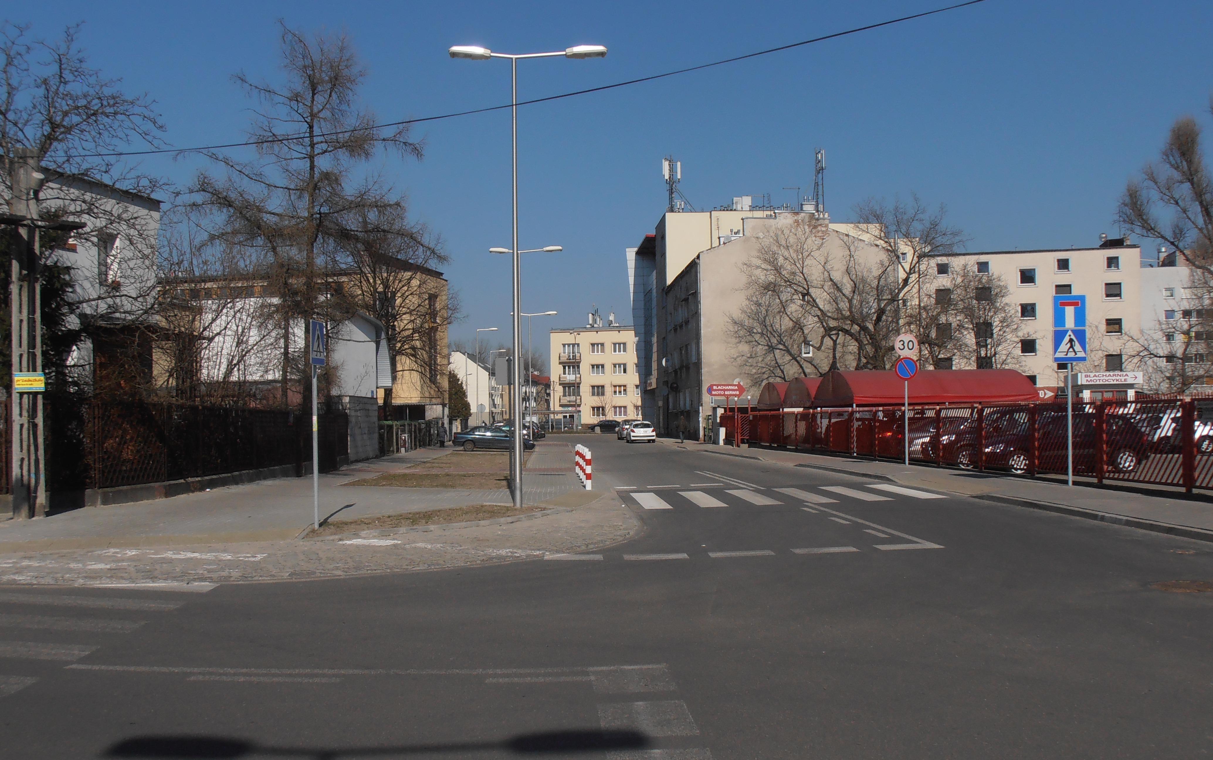 Ulica Witolińska