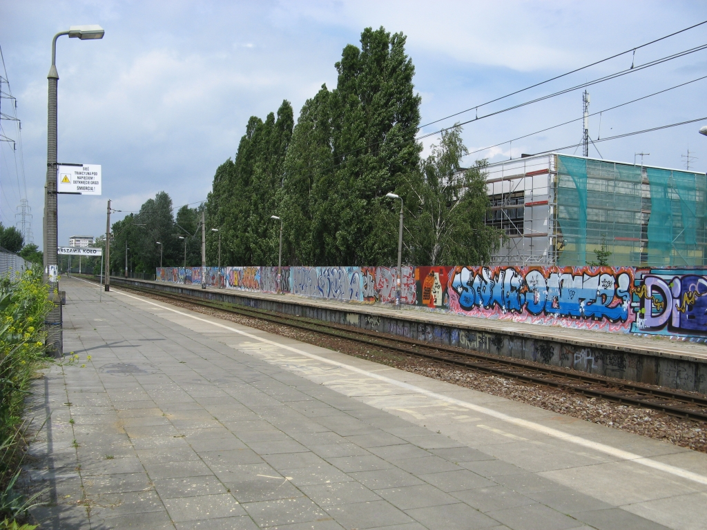 Warszawa Młynów