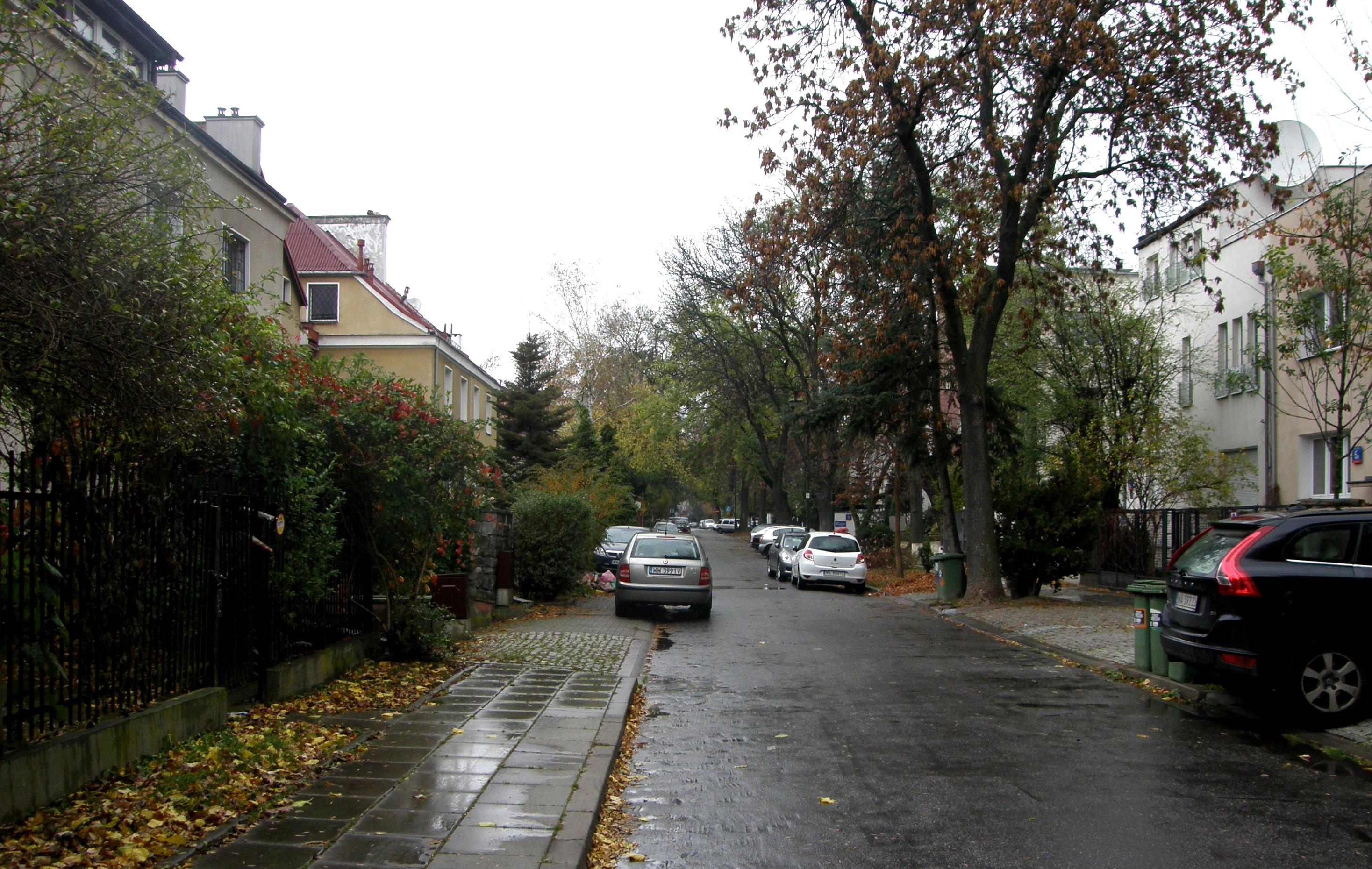 Ulica Dąbrowiecka