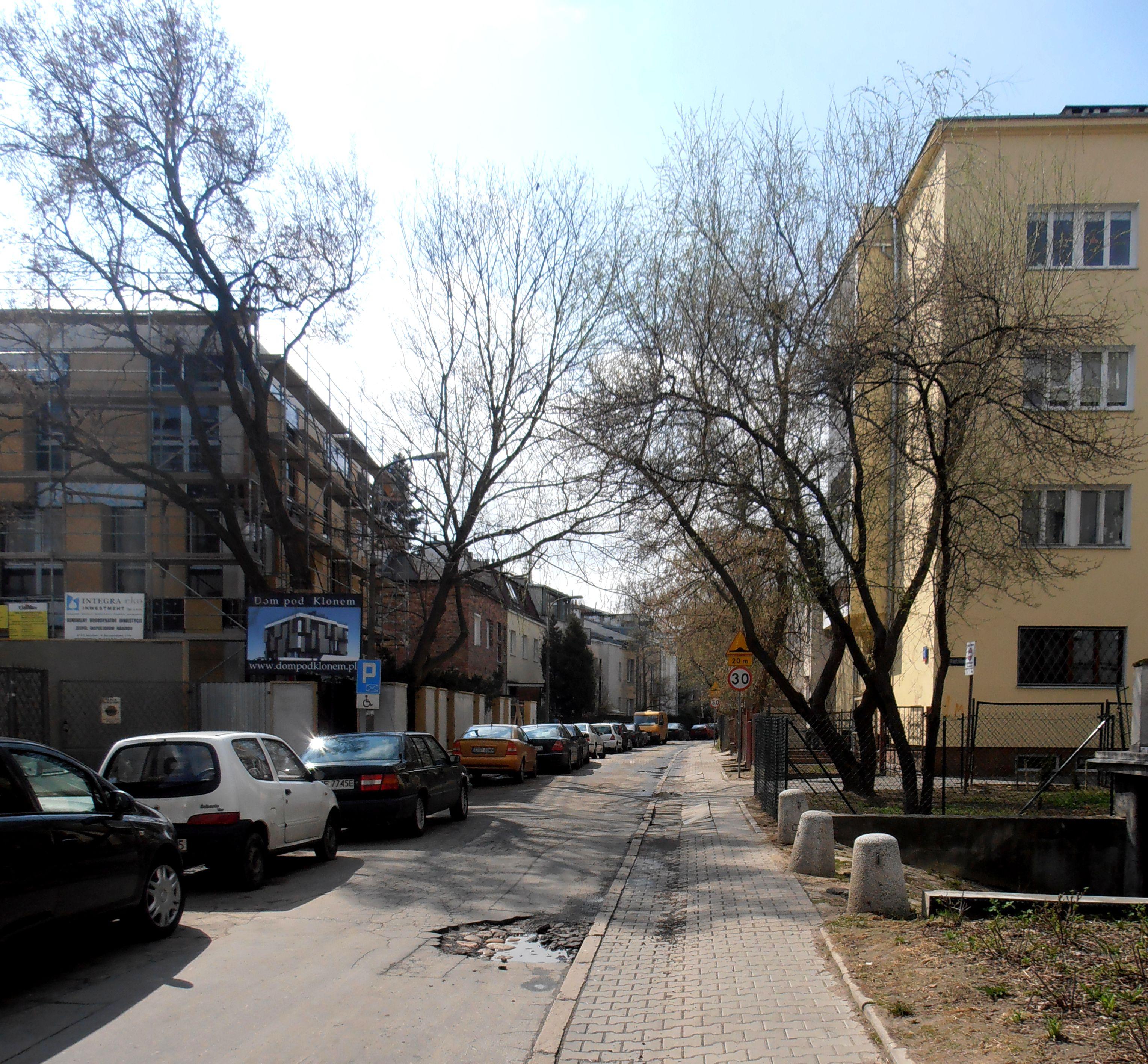 Ulica Szczuczyńska