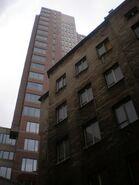 Śliska (budynek nr 54, podwórze, Ilmet)