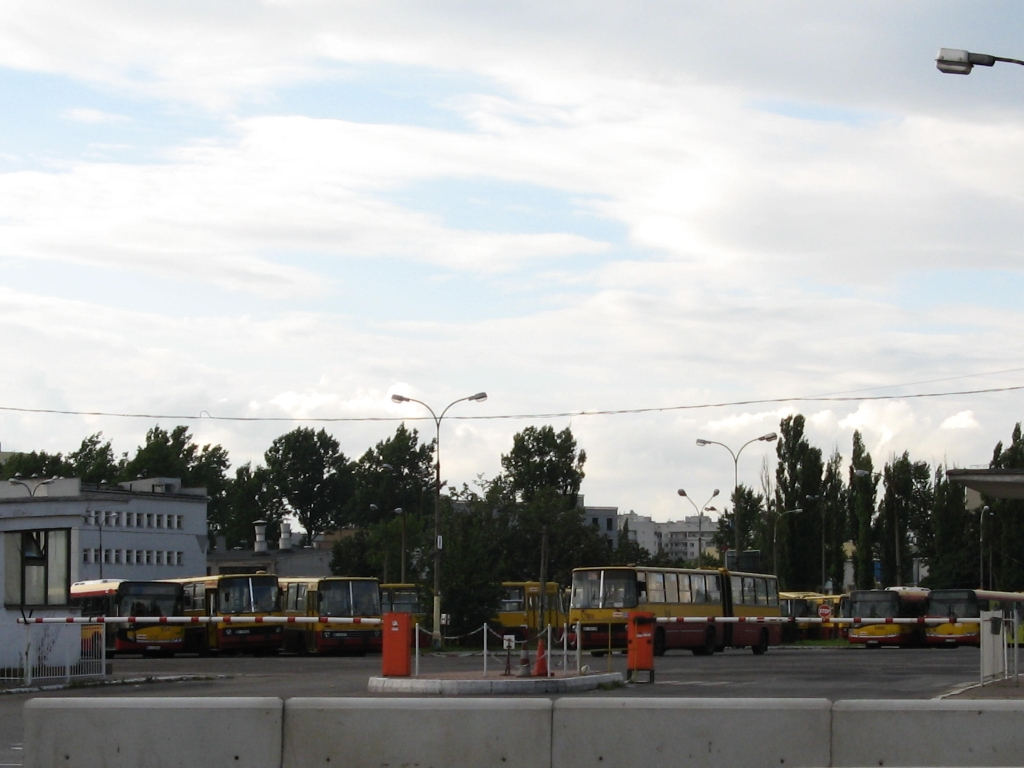 Zajezdnia autobusowa Ostrobramska