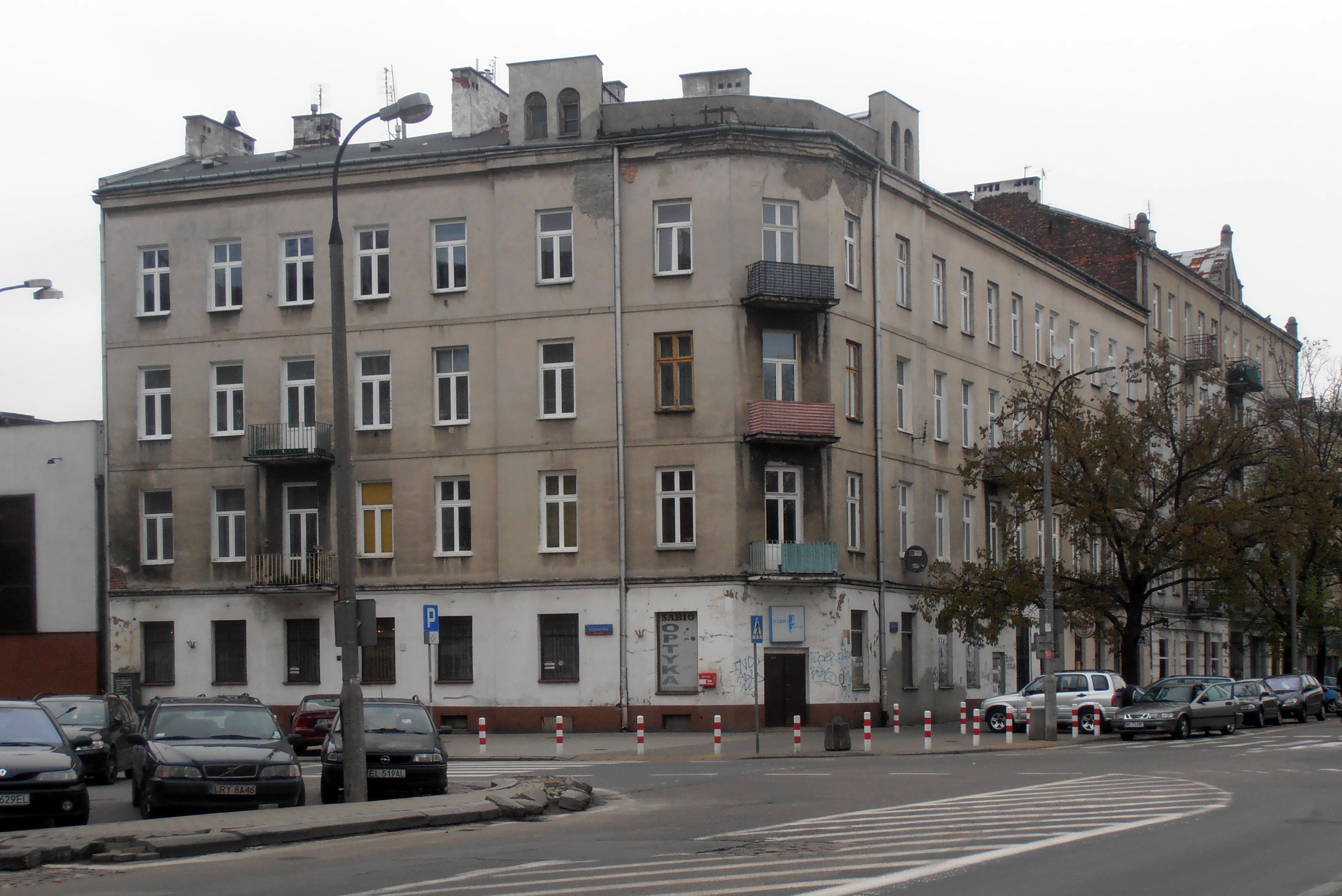 Kamienica Józefa Rolińskiego