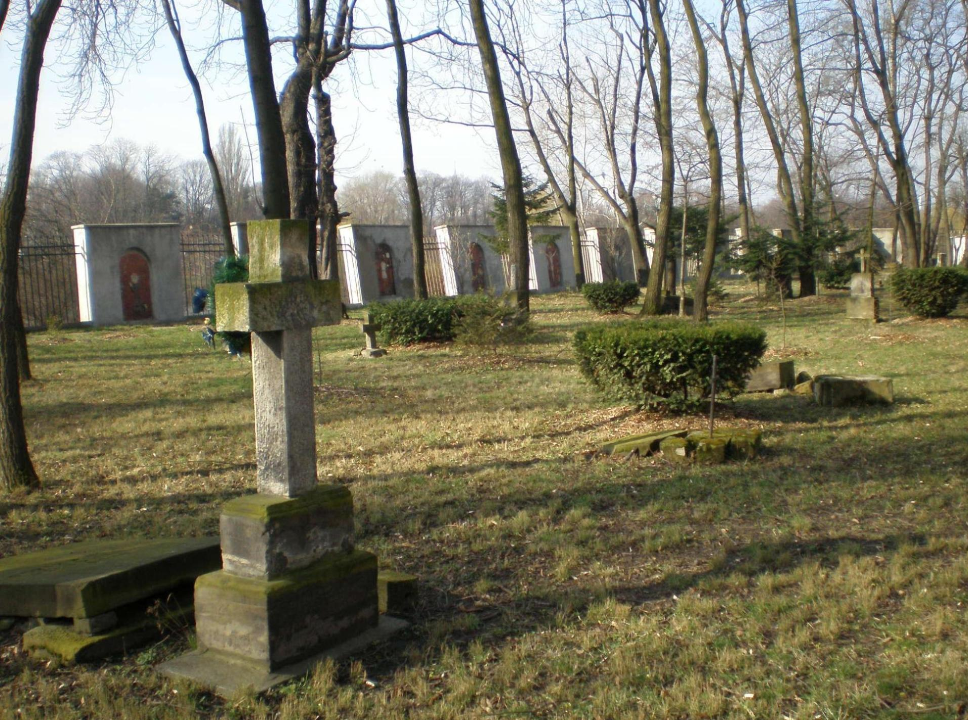 Cmentarz Kamionkowski
