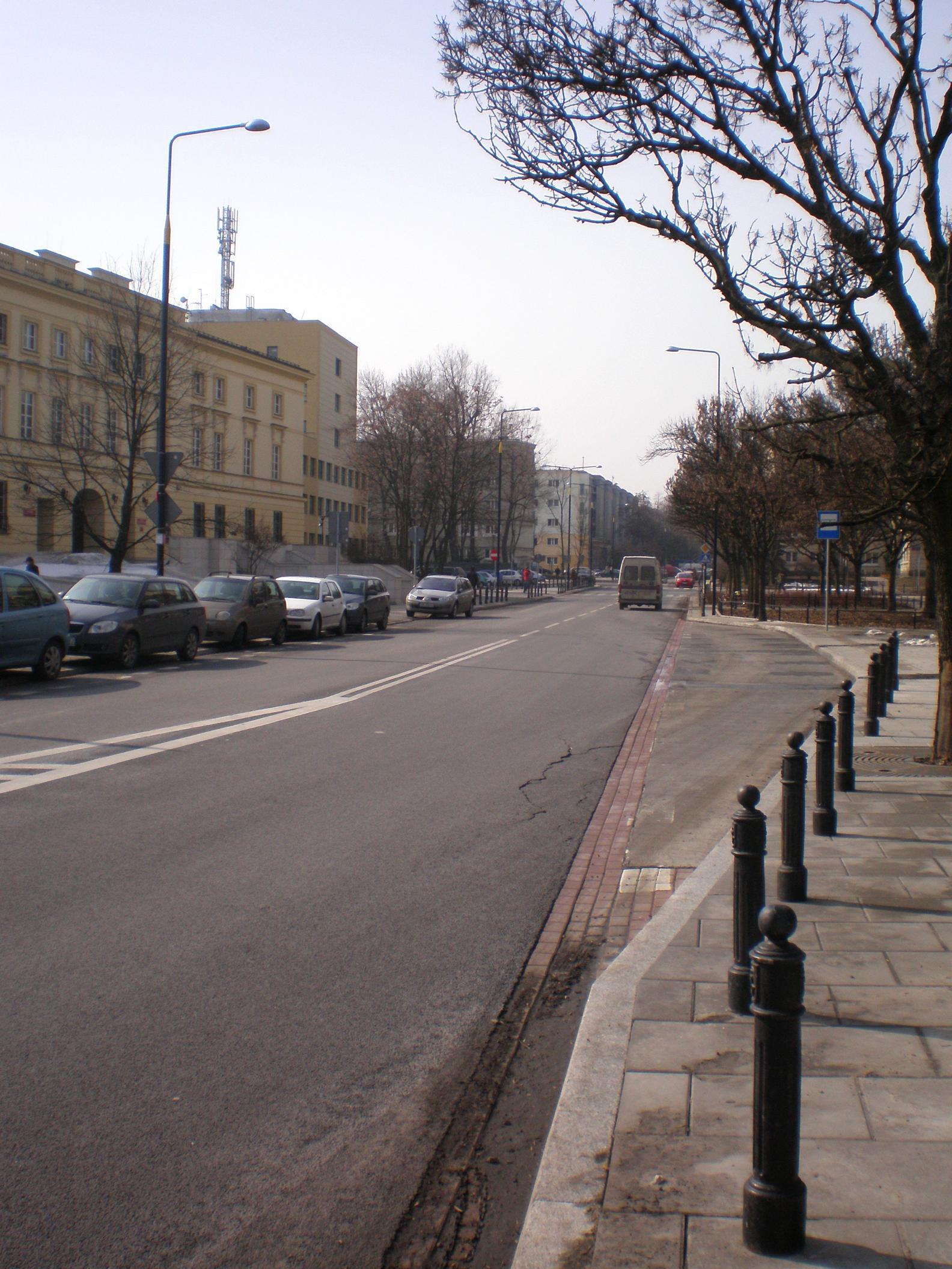 Ulica Nowolipki