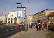 Plac Trzech Krzyży (przystanek)