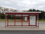 Przystanek Metro Trocka 10 (2020)