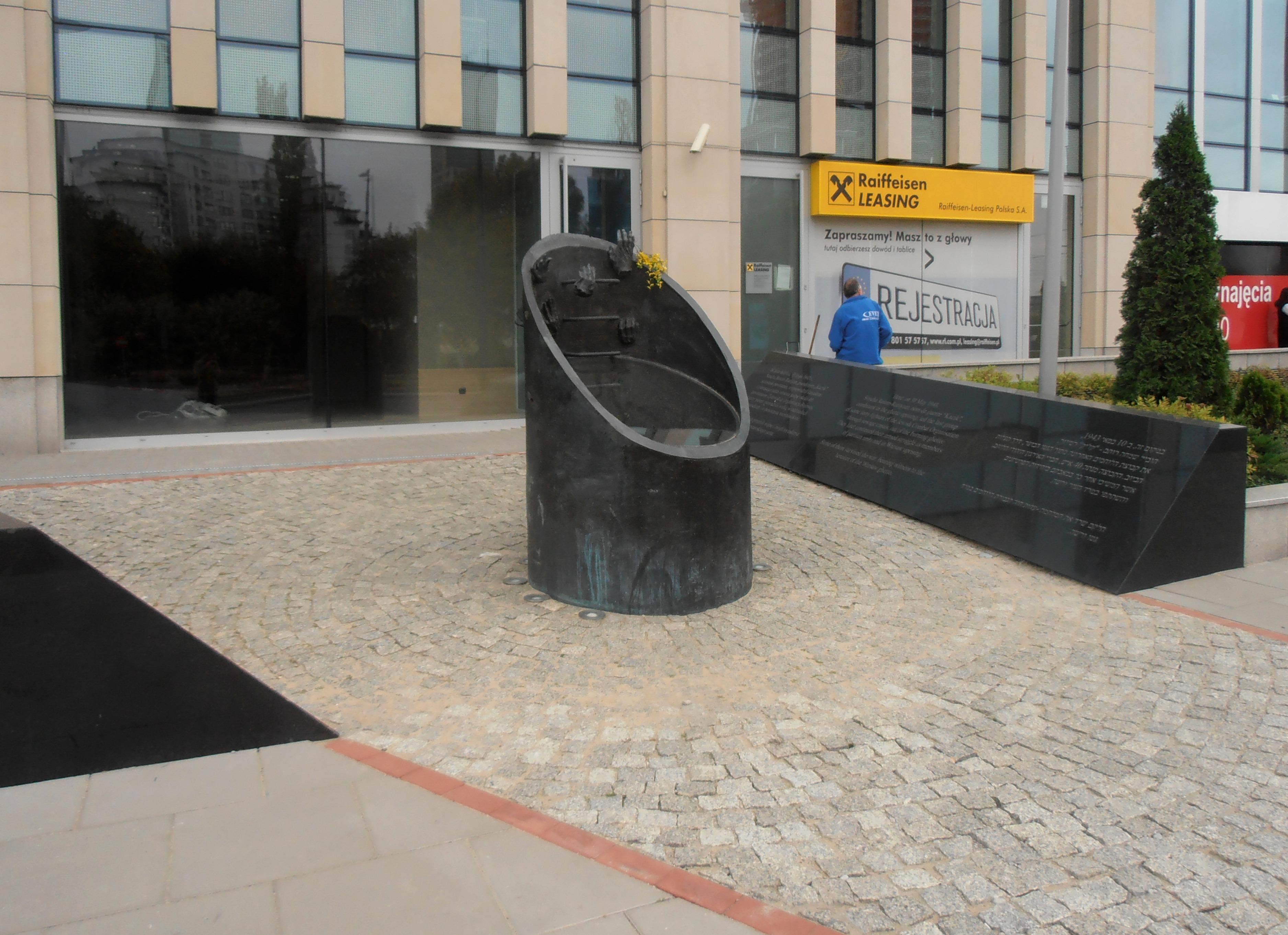 Pomnik Ucieczki z Getta