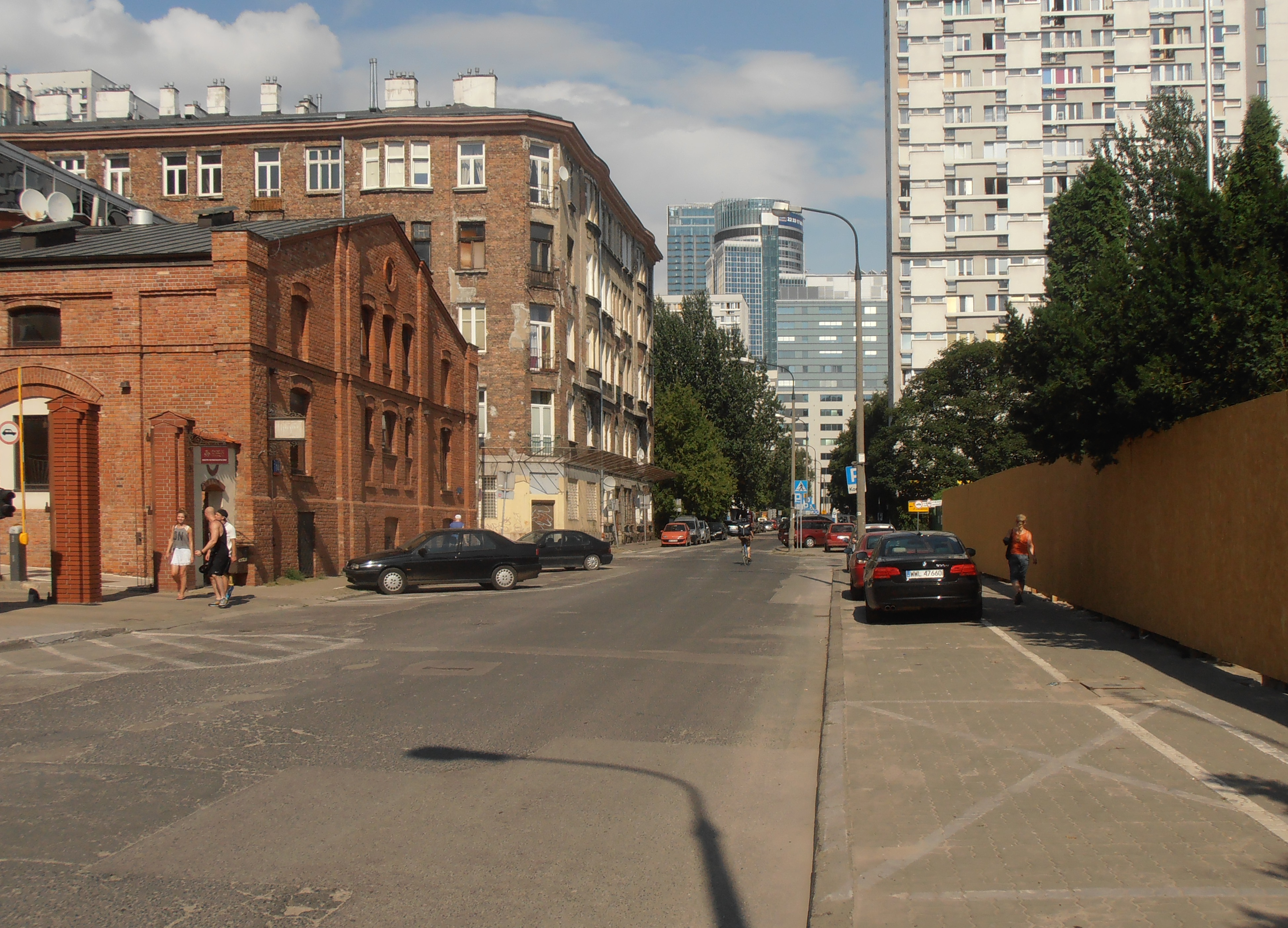 Ulica Pereca