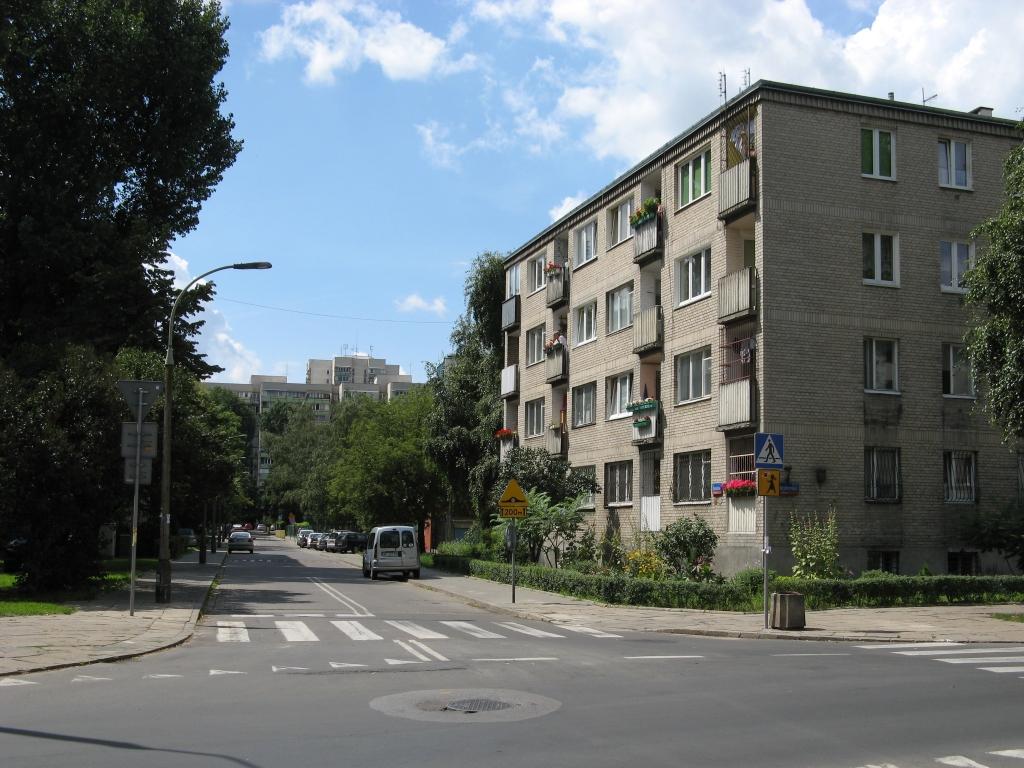 Ulica Zbaraska