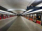 Stacja metra Kabaty