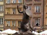 Pomnik Syrenki na Starym Mieście