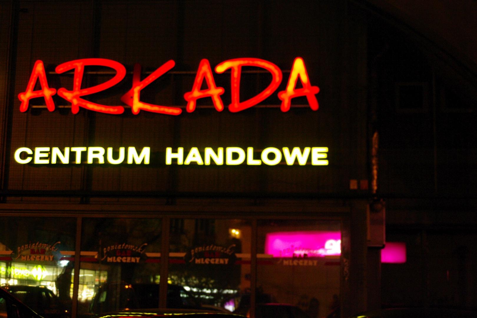 Centrum Handlowe Arkada