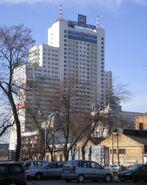 Łucka City (widok z Pańska)