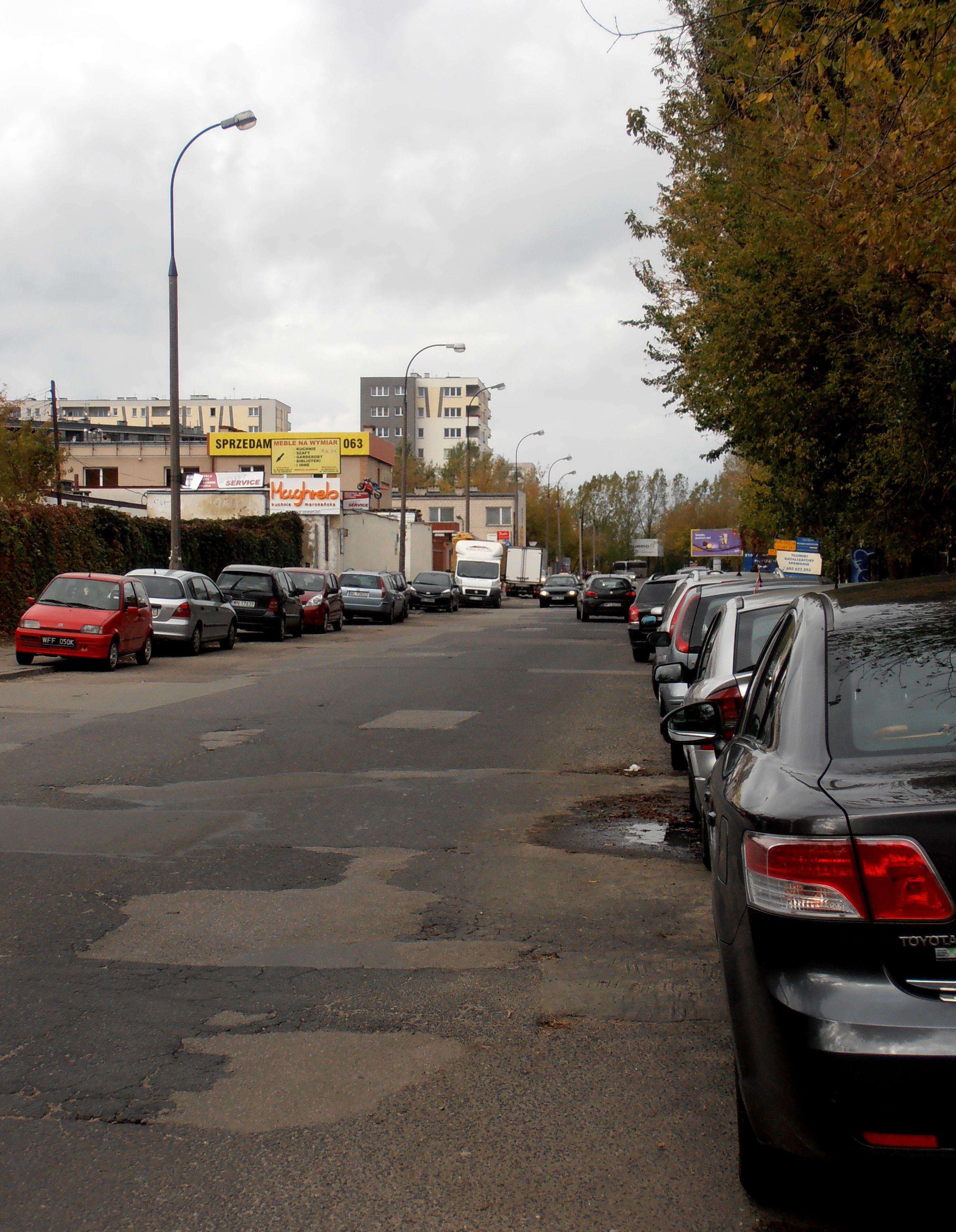 Ulica Burakowska