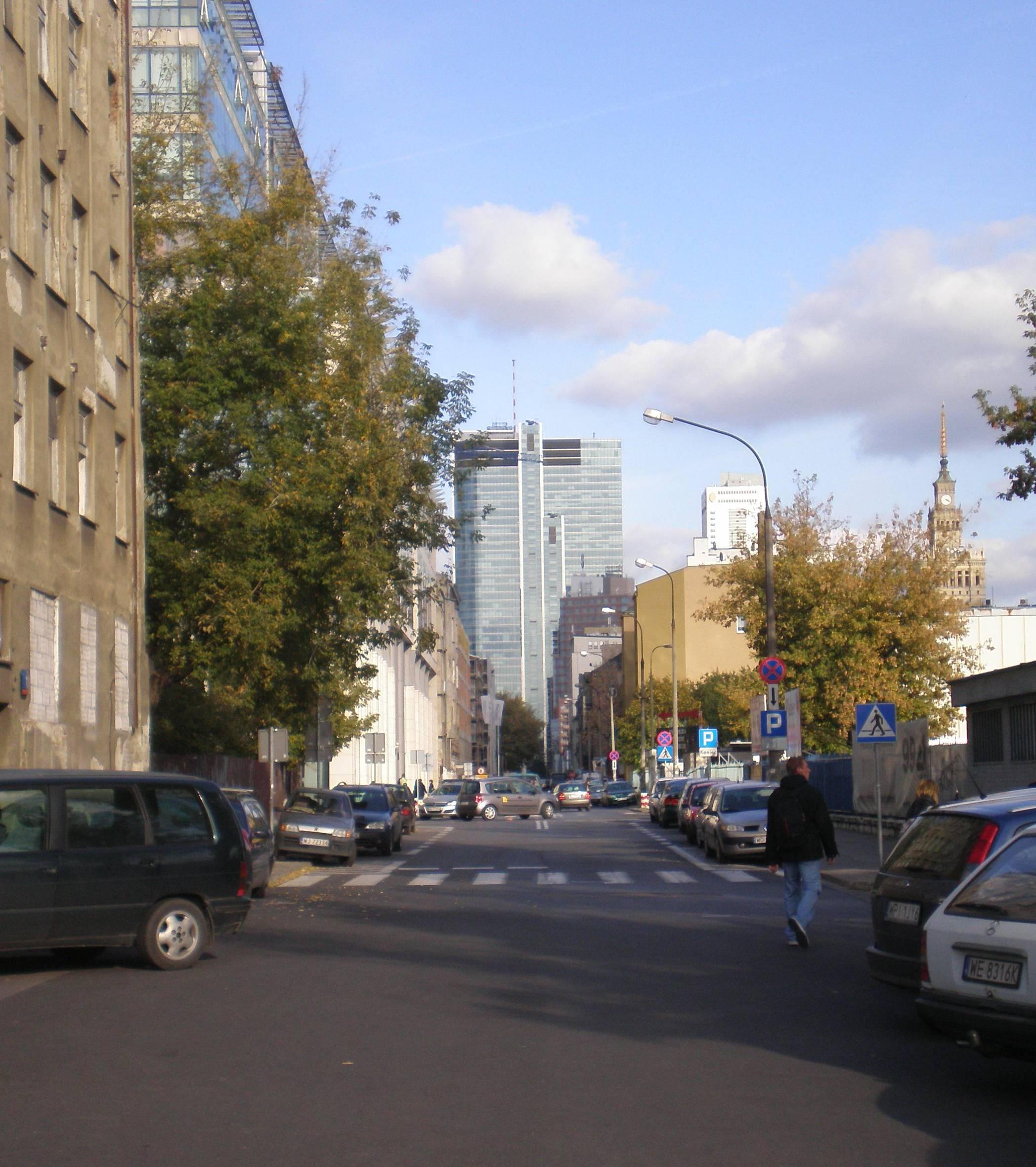 Ulica Pańska