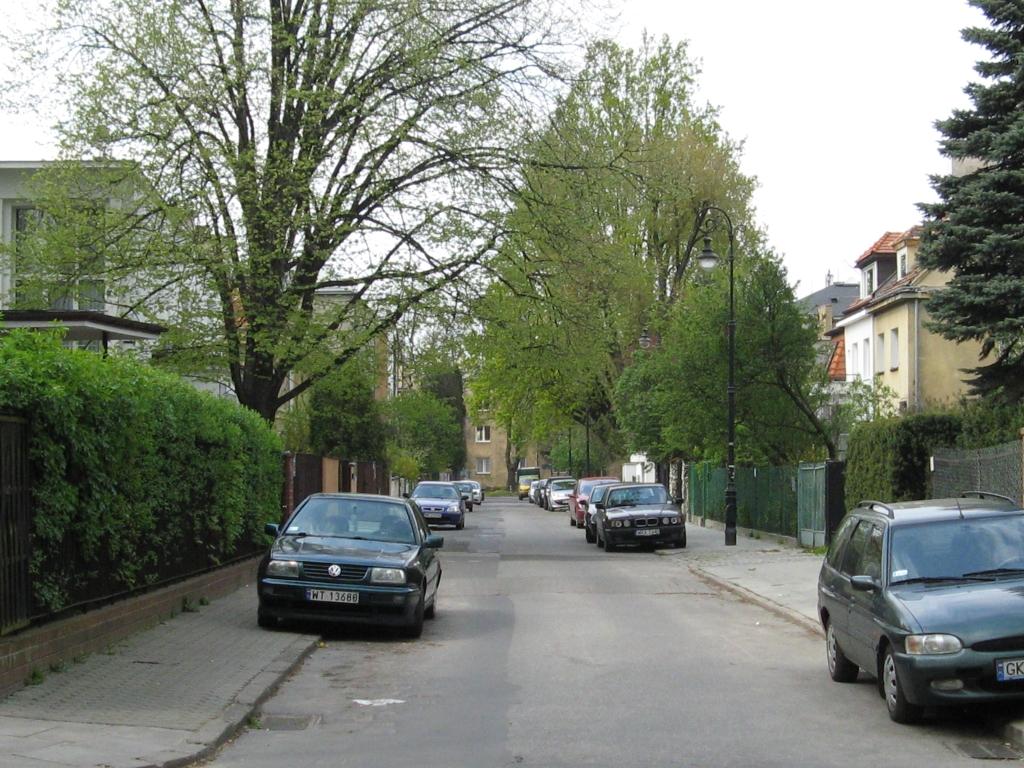 Ulica Styki