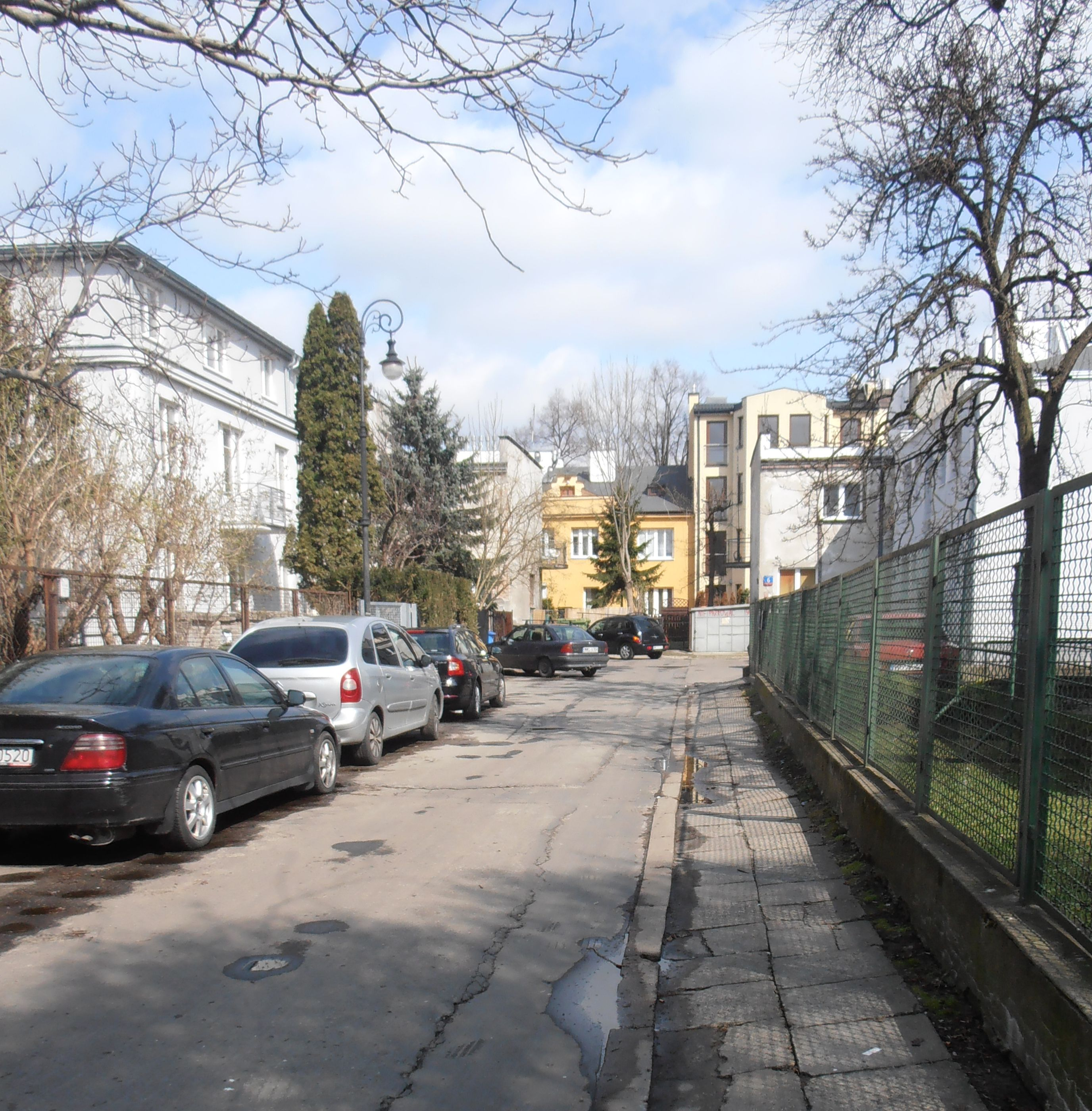 Ulica Nurska