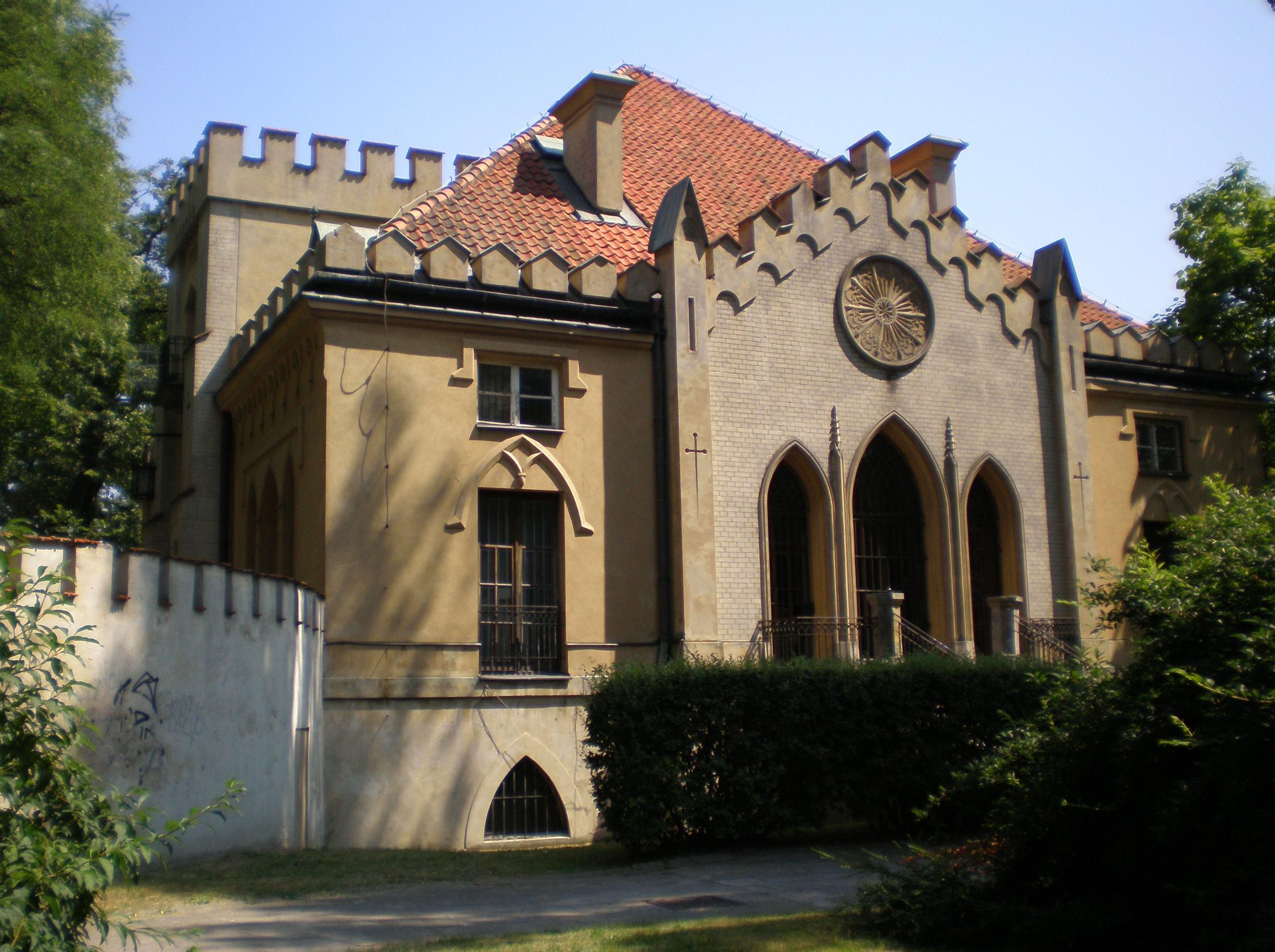 Pałac Szustra