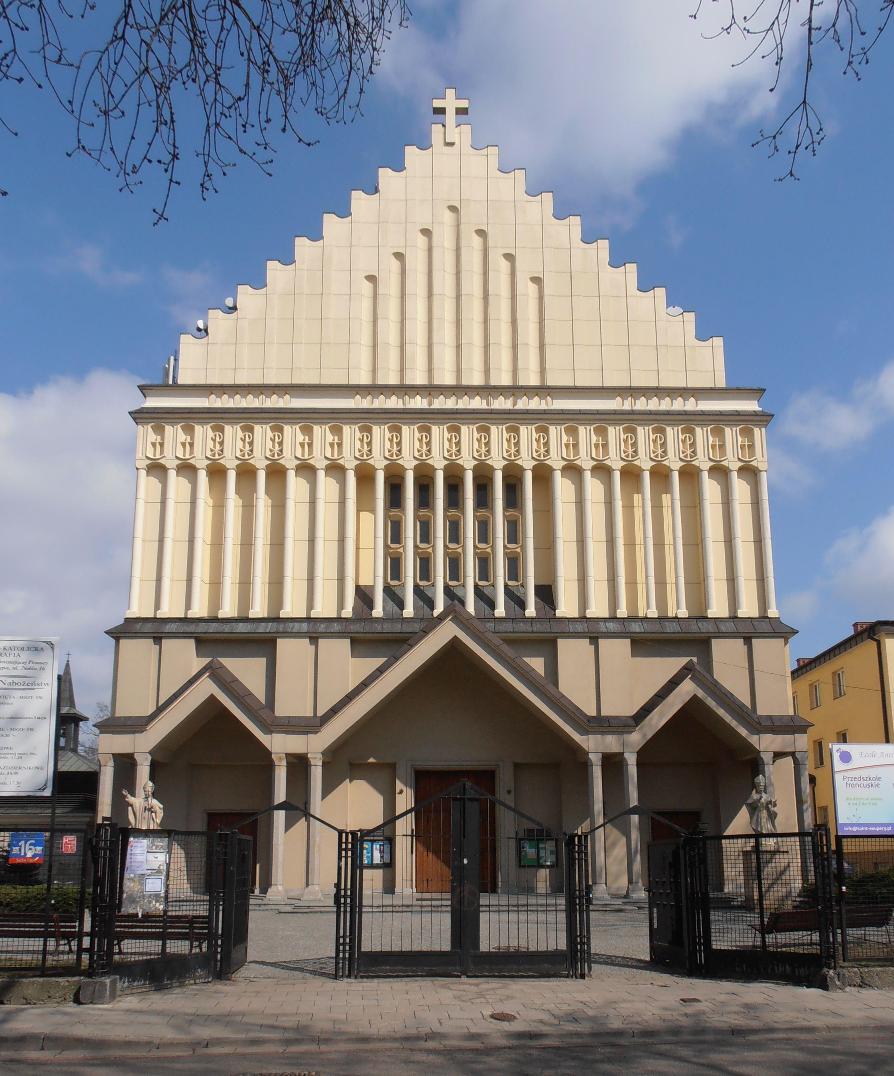 Kościół św. Andrzeja Boboli na Saskiej Kępie