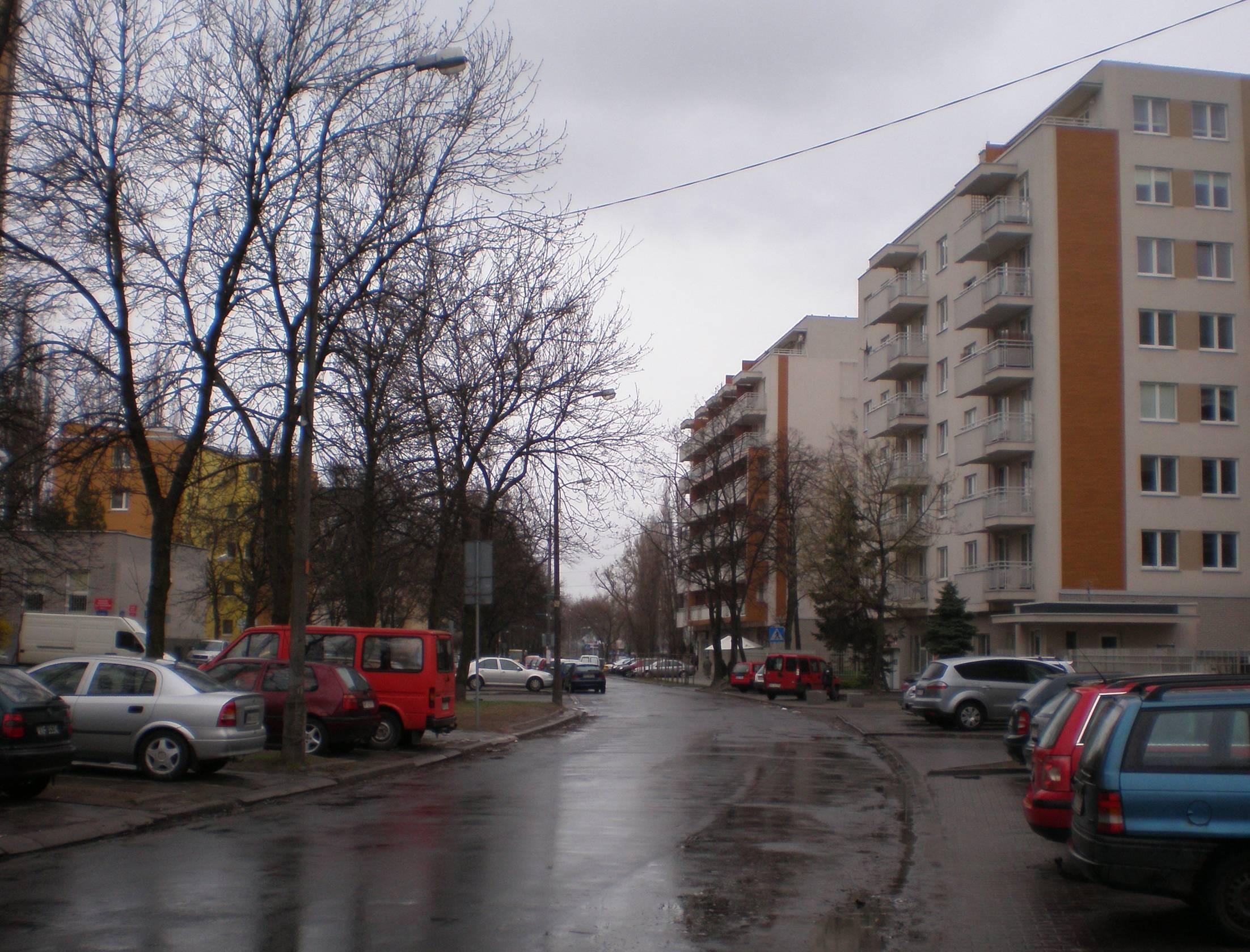 Ulica Zawiszy