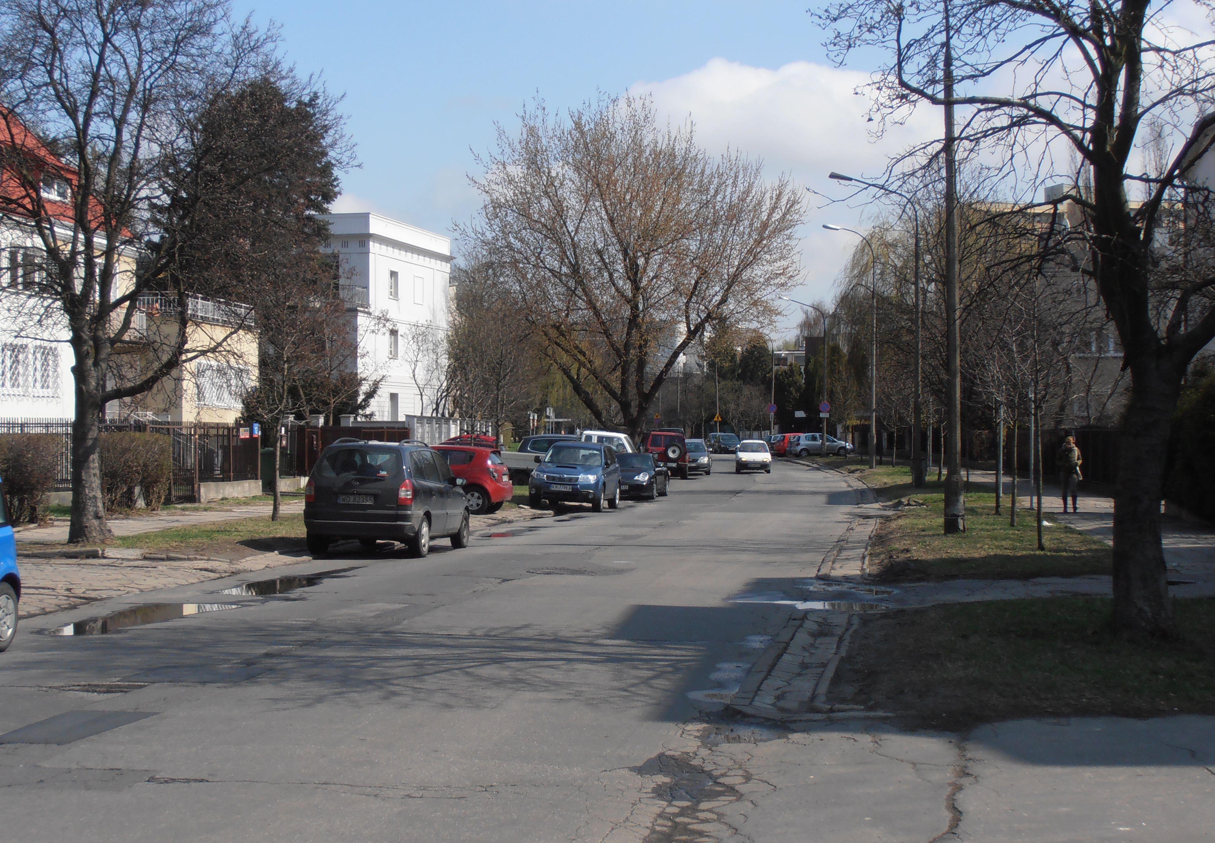 Ulica Brukselska
