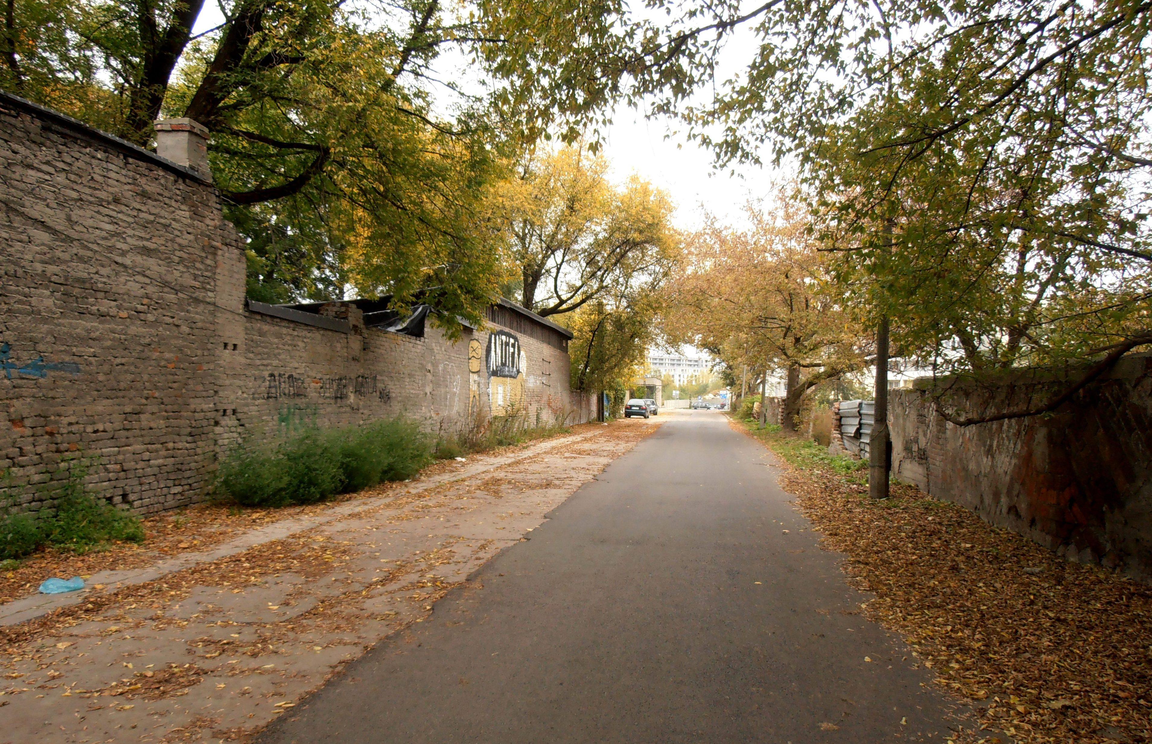 Ulica Słodowiecka