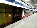 Stacja metra Stokłosy