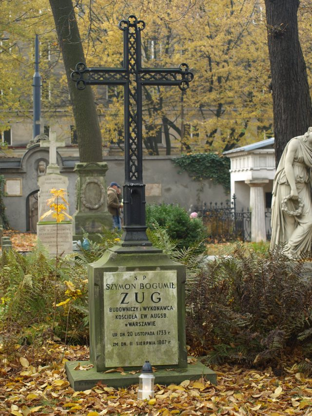Szymon Bogumił Zug