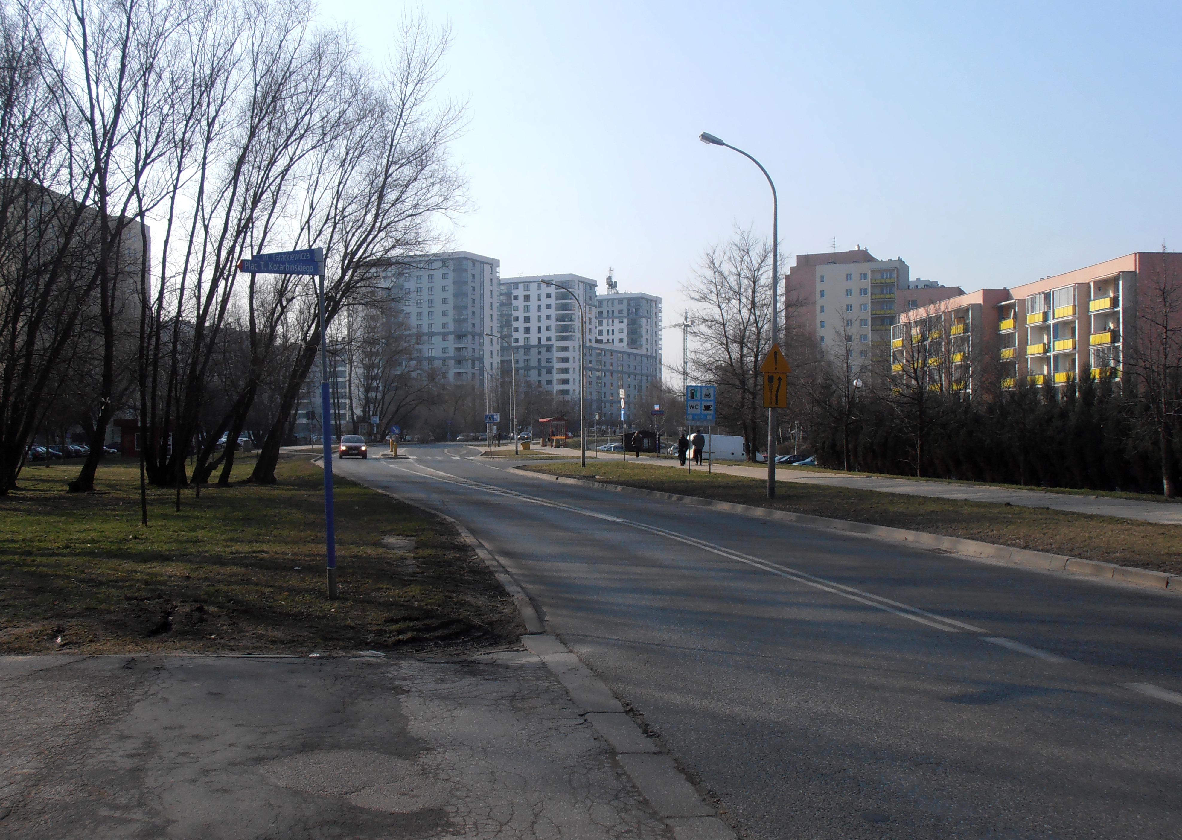 Ulica Jugosłowiańska