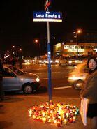 Jana Pawła II kwiecien2005